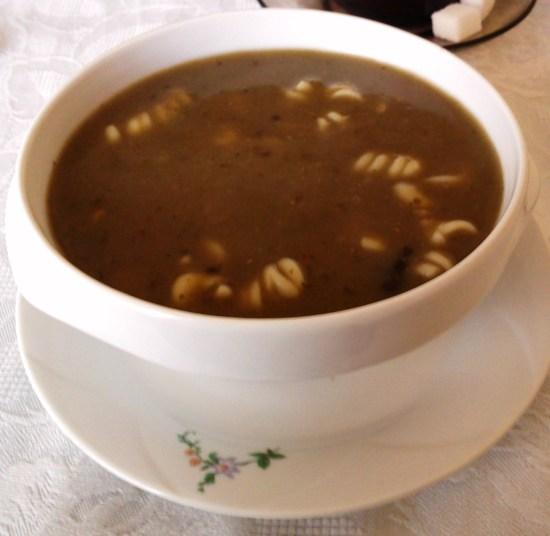 Lithuania & Poland: Blood soup