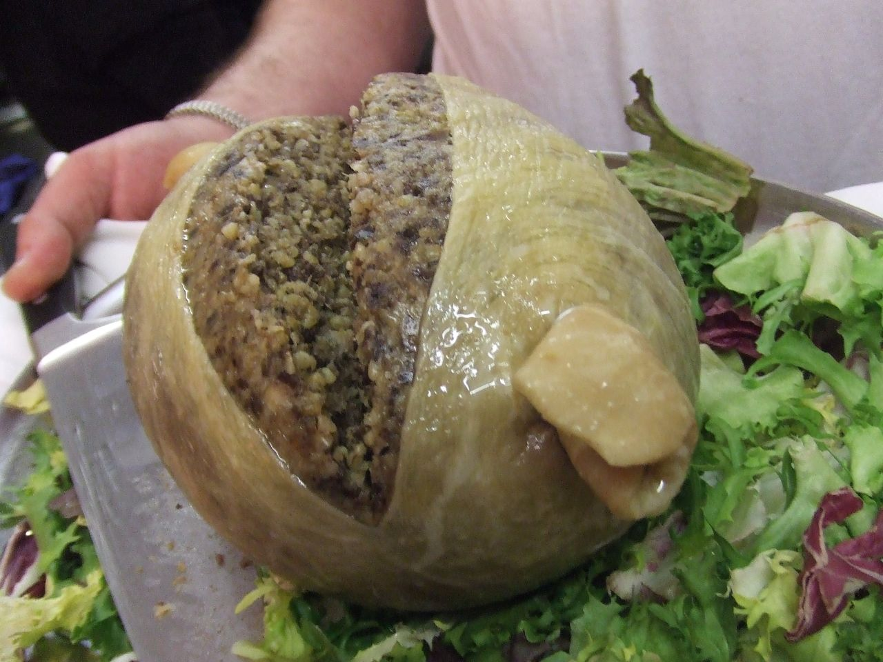 United Kingdom: Haggis