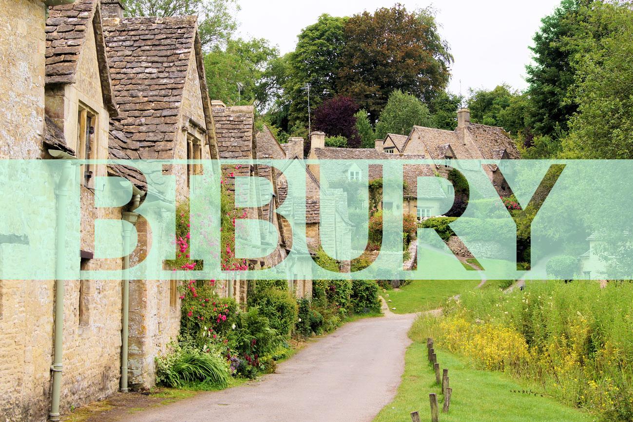bibury, uk
