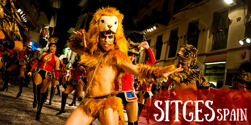 sitges - carnival