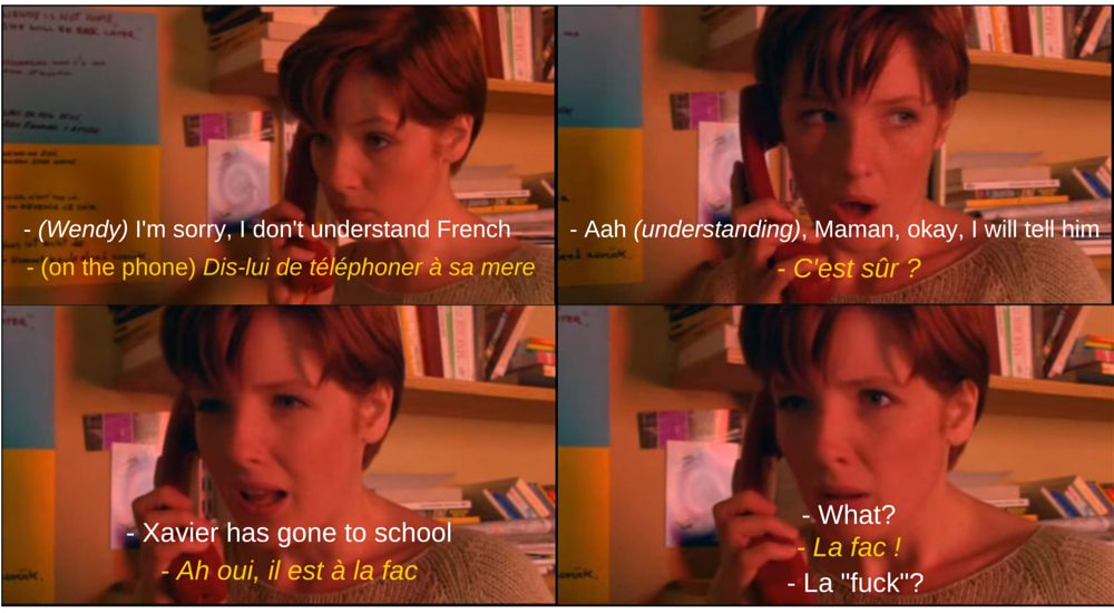 I'm sorry, I don't understand French