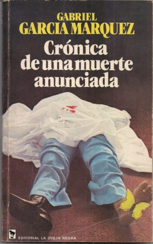 Chronicle of a Death Foretold - Foreign language novels